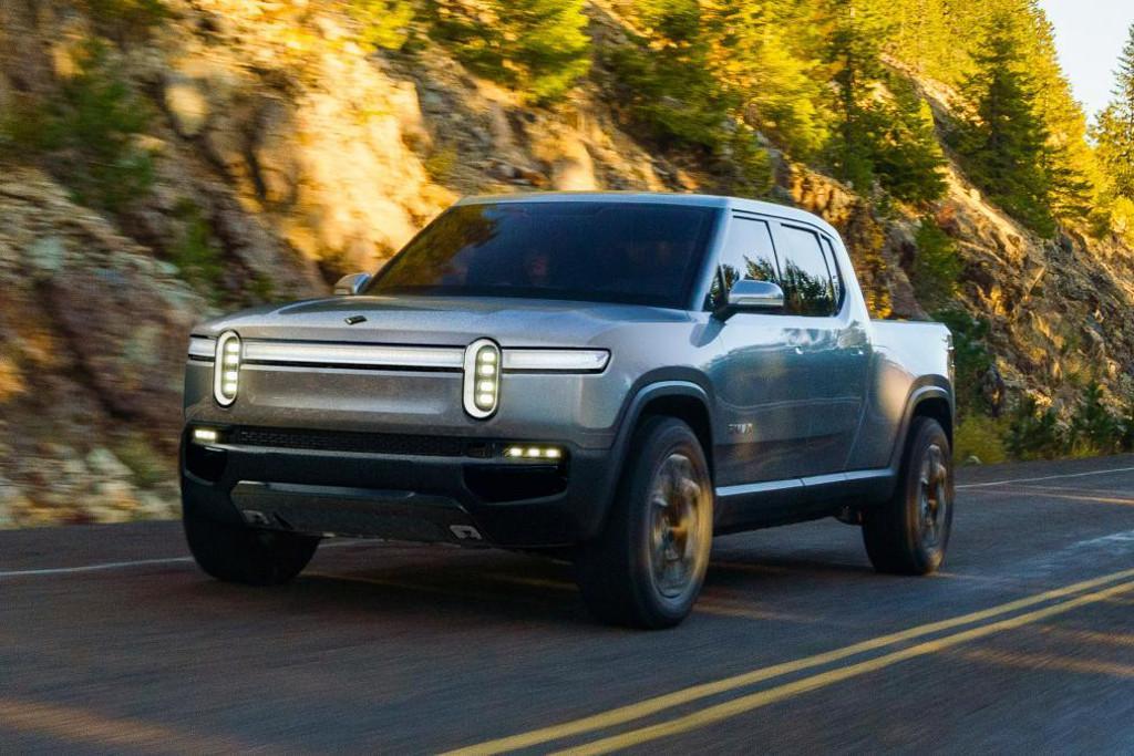 🙂 La primera Pick-Up eléctrica llega al Salón del Automóvil de Los Ángeles y no es Mercedes, Toyota ni Nissan [Fotos+Video]