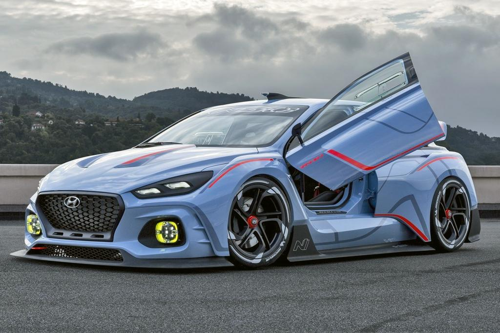 New Hyundai Sports Car Confirmed Motoringcomau - Two seater sports cars