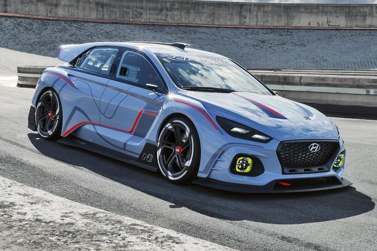 Hyundai Is Serious About A High Performance, Hybrid Sports Car