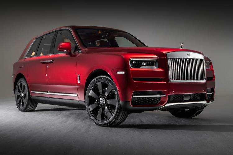 rolls royce unveils cullinan suv. Black Bedroom Furniture Sets. Home Design Ideas
