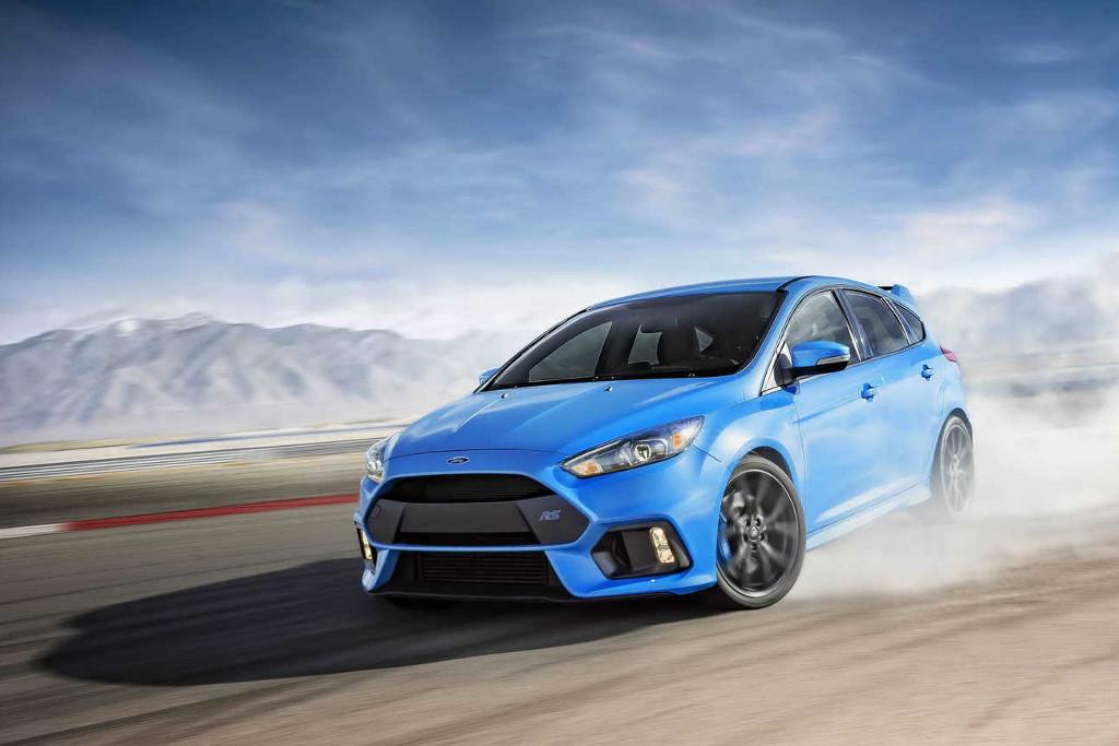 New 2020 Ford Focus RS to get 300kW, mild-hybrid tech - motoring.com.au