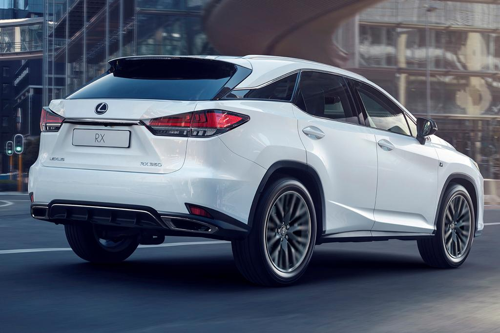 2020 Lexus RX revealed - motoring com au