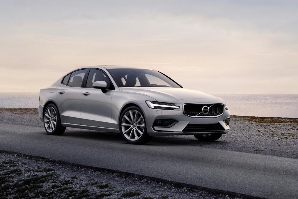 All-new Volvo S60 sedan revealed - motoring.com.au