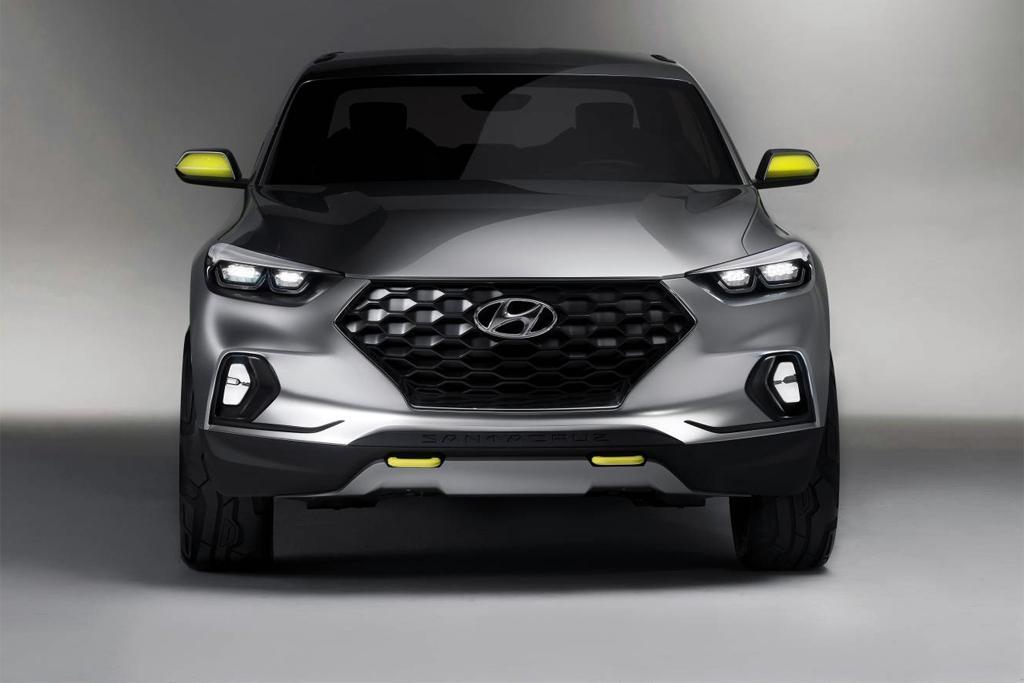 Hyundai Ute Coming In 2021 Motoring Com Au