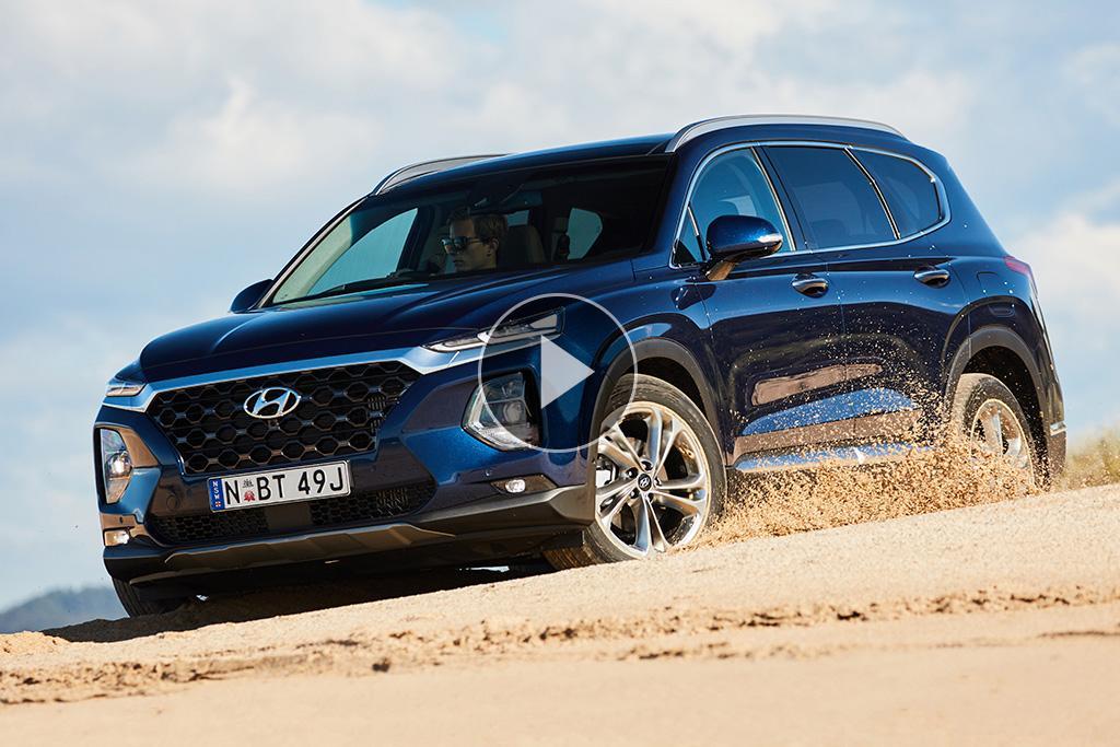 Hyundai Santa Fe 2018: Video Review