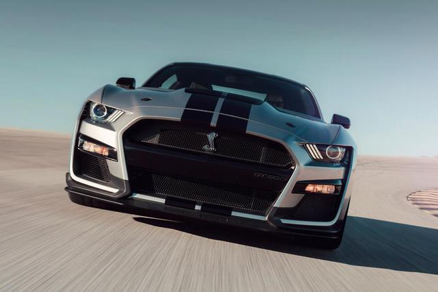 2019 Ford Shelby Gt500 >> Detroit Motor Show 2019 Ford Mustang Shelby Gt500 Revealed