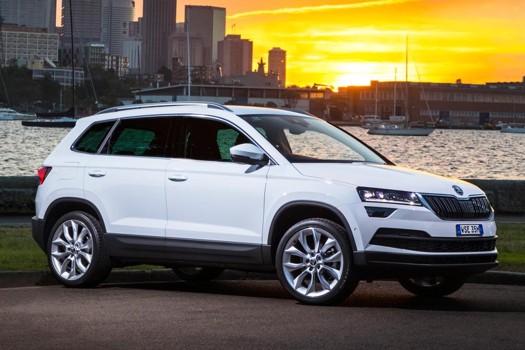 2018 Skoda Karoq Pricing Revealed Motoring Com Au