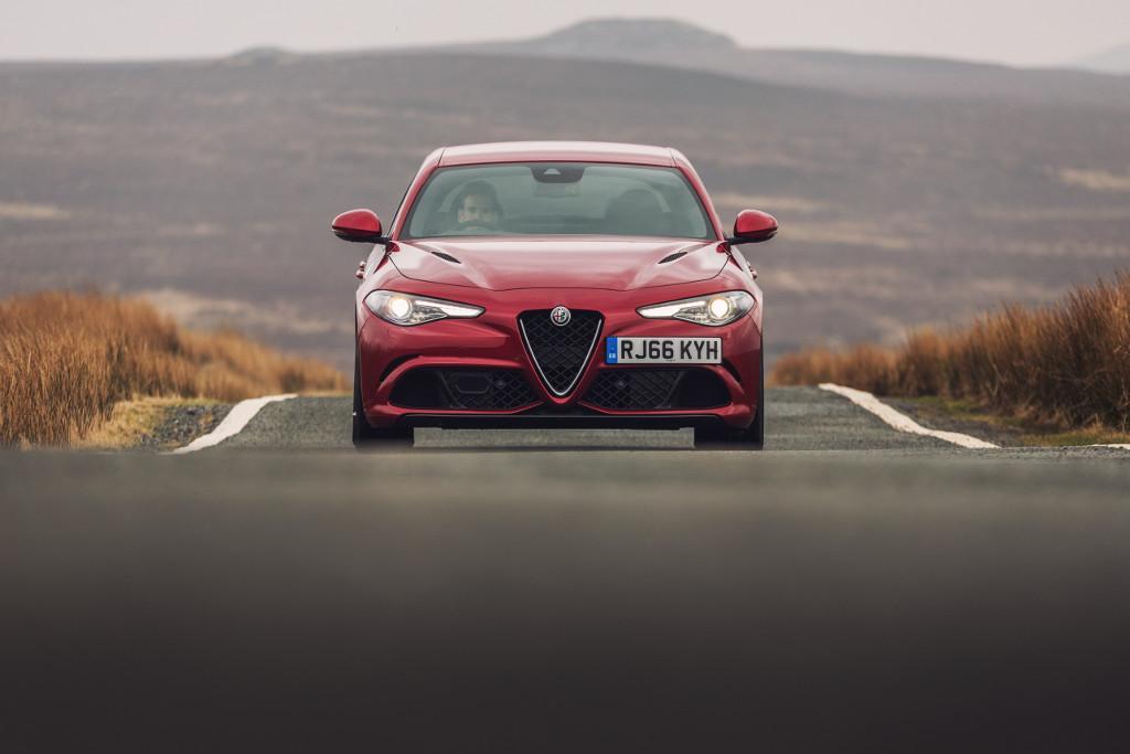 2019 Alfa Romeo Giulia Sprint Coupe To Belt Out 480kw Motoring Com Au