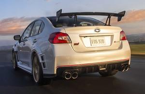 2020 Subaru WRX STI takes shape - motoring com au