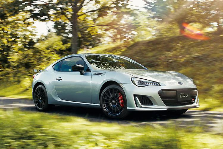 Updated Subaru Sports Coupe Benefits From New Aero Bits And Updated  Suspension U2013 But No Turbo