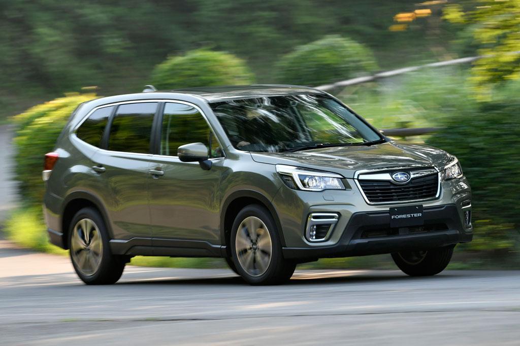 Subaru Forester 2018 Review Motoring Com Au