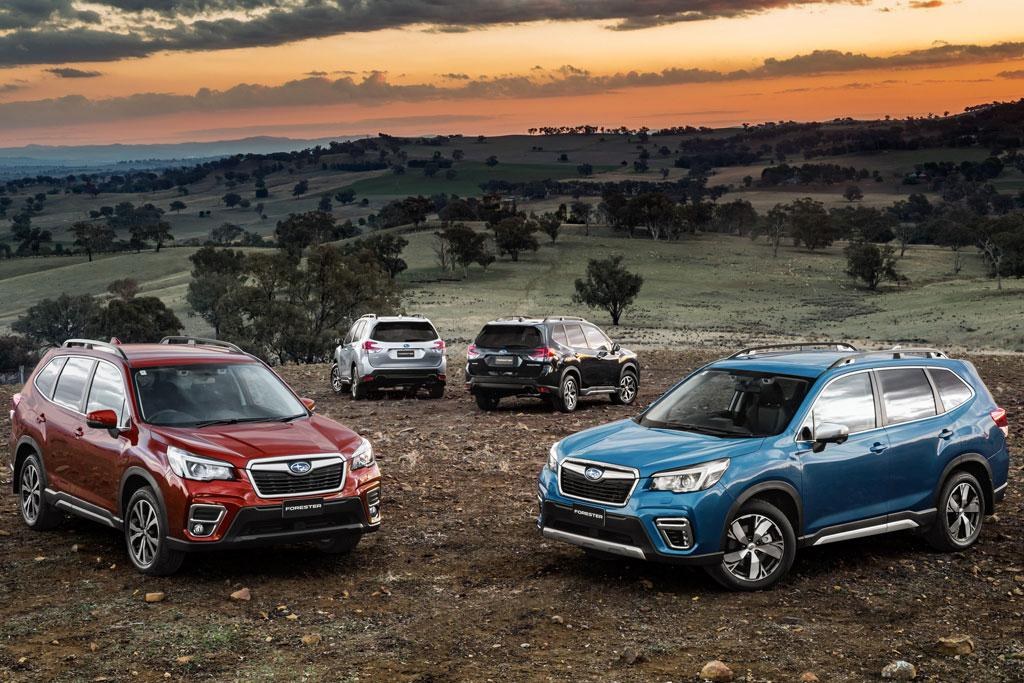 All Subarus Now Available Online Motoring Com Au