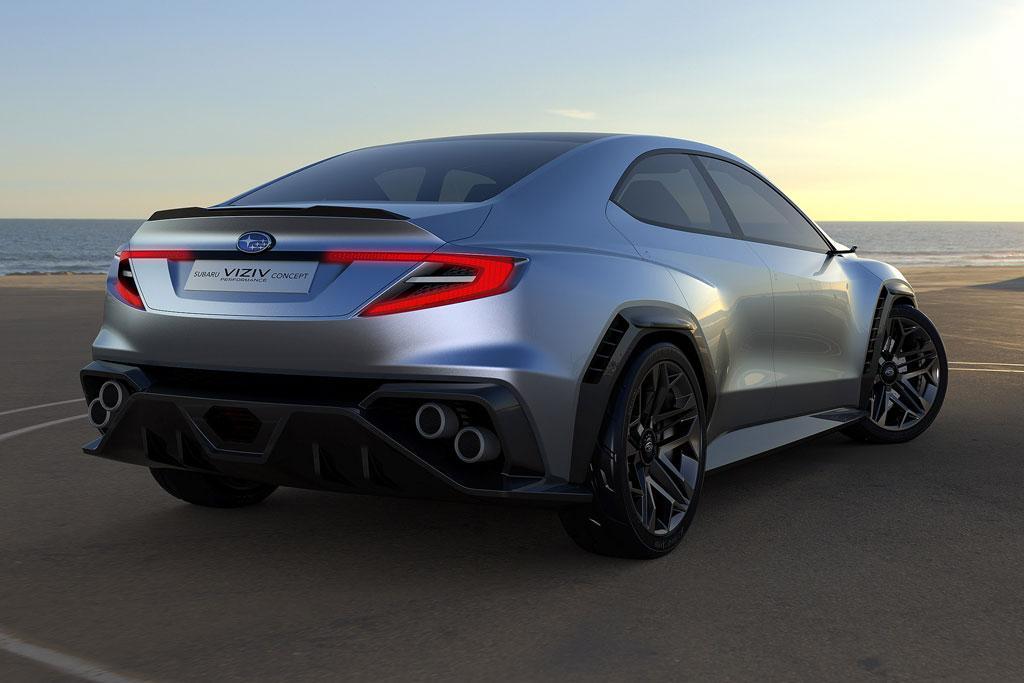 2020 Subaru Forester Turbo, STI, Hybrid >> New Subaru WRX, STI and BRZ at least a year away ...