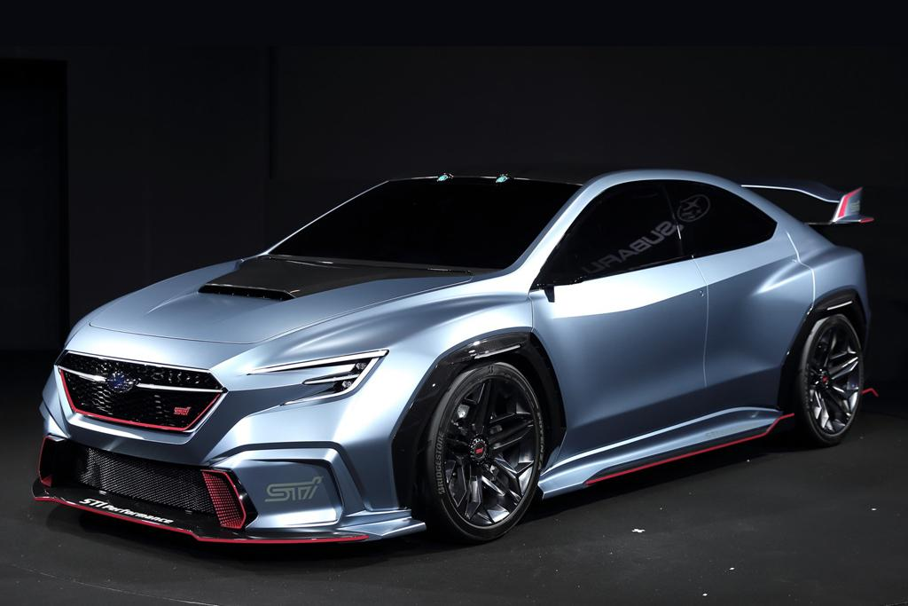 Is This The New Subaru Wrx Sti Or Just A Cruel Being Played By Design Team