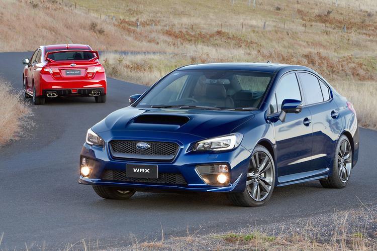 Subaru australia recall