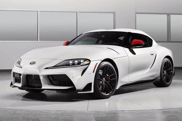 2020 Toyota Supra Convertible Rendered Motoring Com Au