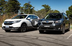 Subaru Forester 2019 Review - motoring com au