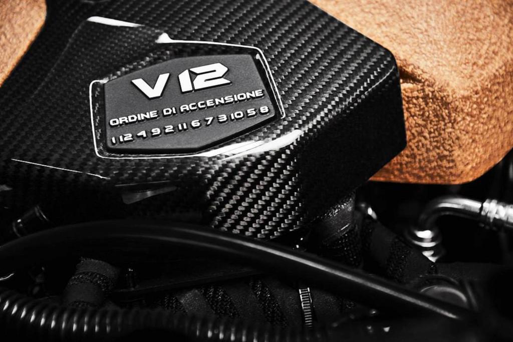 Lamborghini Aventador Svj Teased Again Motoring Com Au