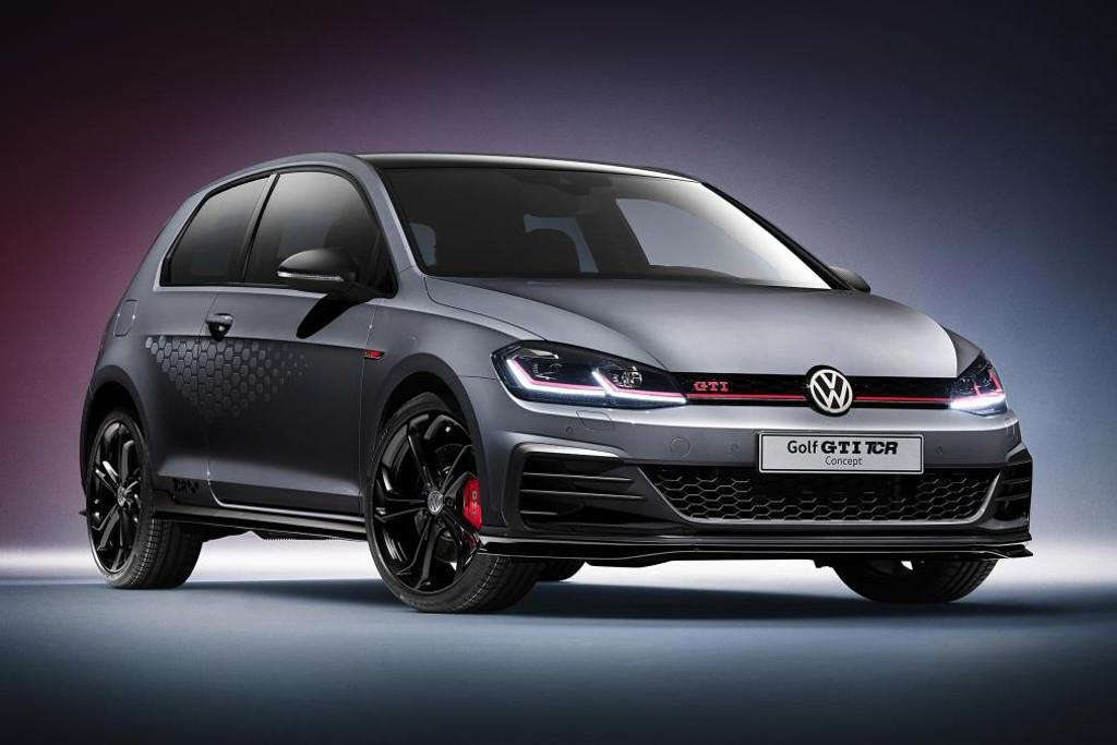 Worthersee 2018 Volkswagen Shows Off Golf Gti Tcr