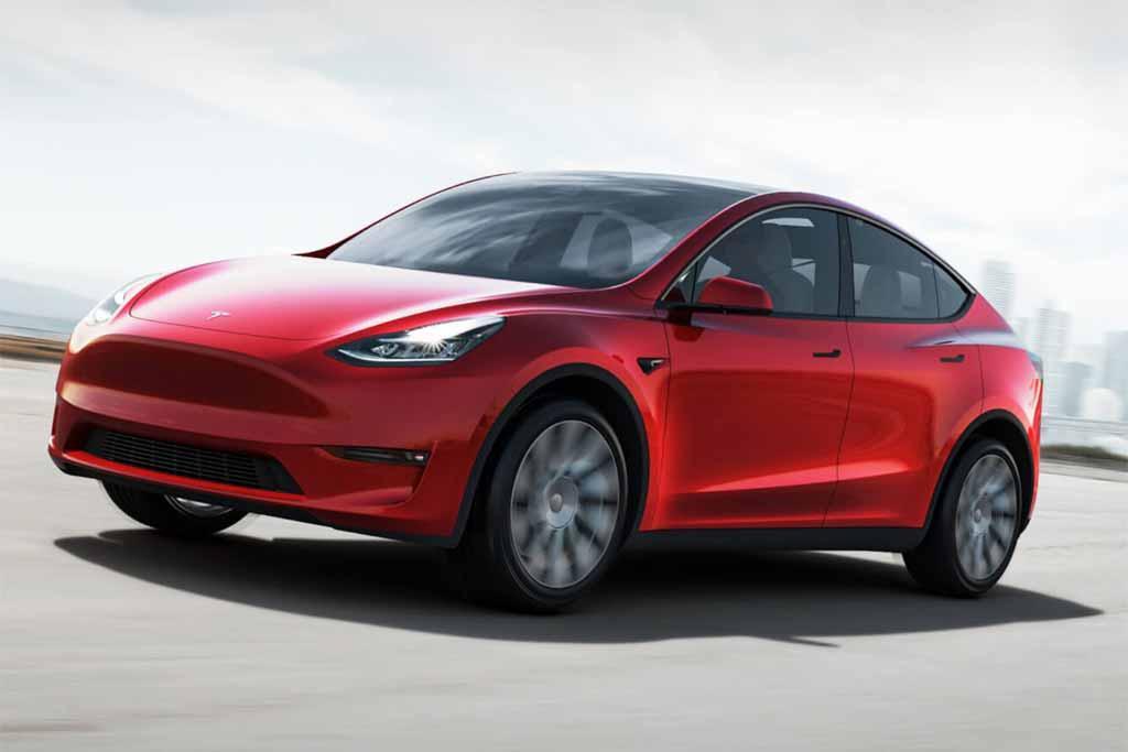 Tesla unveils Model Y SUV - motoring com au