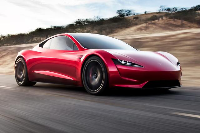 Elon Musk claims new Tesla Roadster will 'fly'