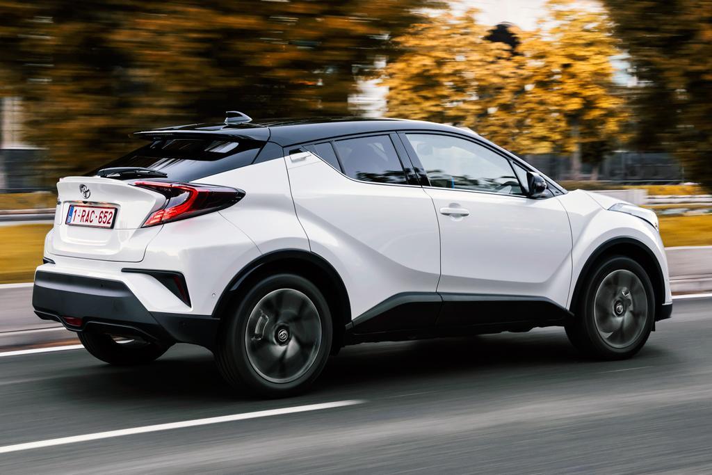 Toyota C Hr 2017 Review Motoring Com Au