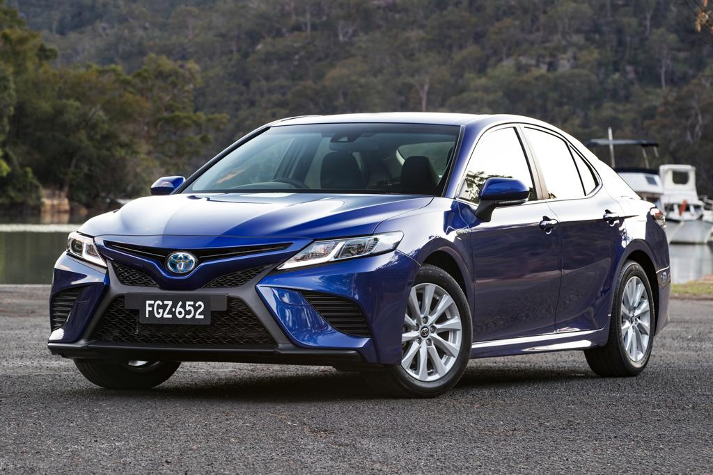 In Its Eighth Generation The Camry Mid Size Sedan Really Is Worthy Of Discussion And Even A Fan Base Ascent Hybrid Being Tested Here Among