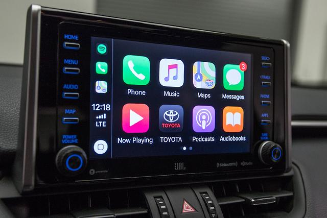 Toyota finally rolls out Apple CarPlay, Android Auto