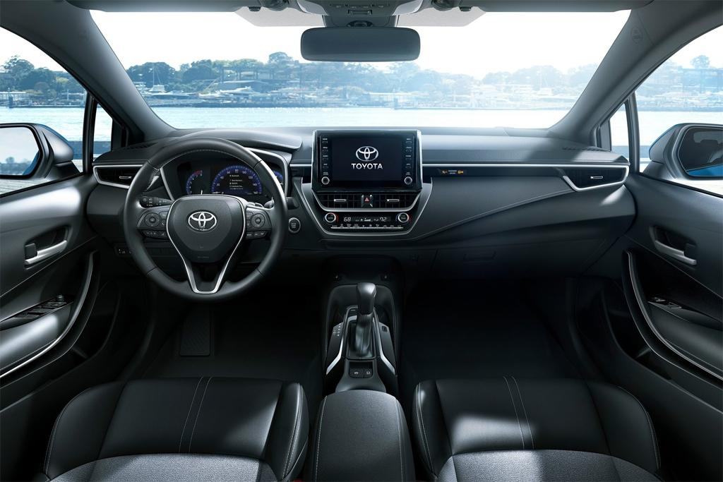 2018 Toyota Corolla To Set New Safety Benchmark Motoring Com Au