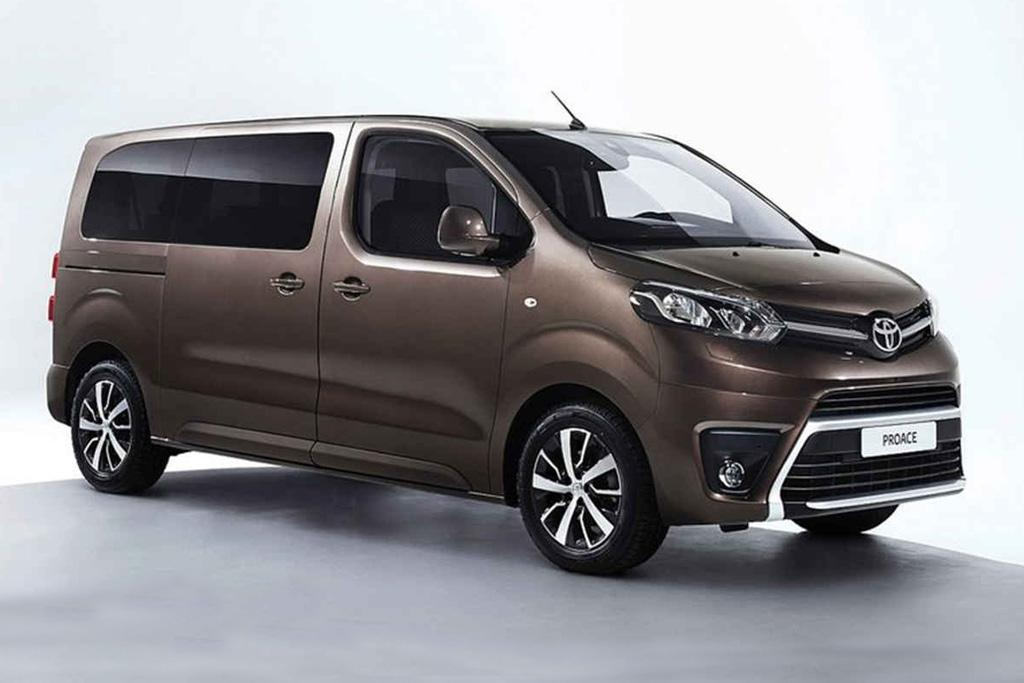 New Toyota Hiace Imminent Motoring Com Au