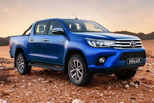 HiLux, LandCruiser unaffected by Toyota's global diesel ban