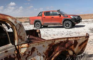 Toyota HiLux Rugged 2018: Video Review - motoring com au