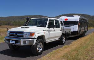 Next-gen Toyota LandCruiser coming soon