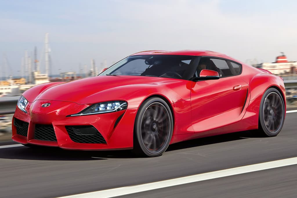 New Toyota Supra Exposed Motoring Com Au