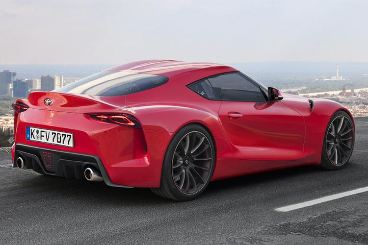 New Toyota Supra: key performance details revealed - motoring.com.au