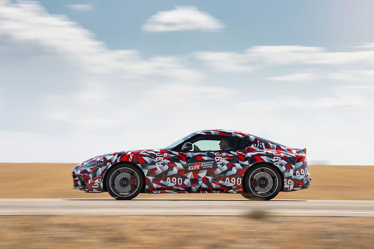 How Much Does The New Toyota Supra Cost Motoring Com Au