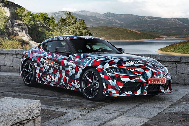 how much does the new toyota supra cost. Black Bedroom Furniture Sets. Home Design Ideas
