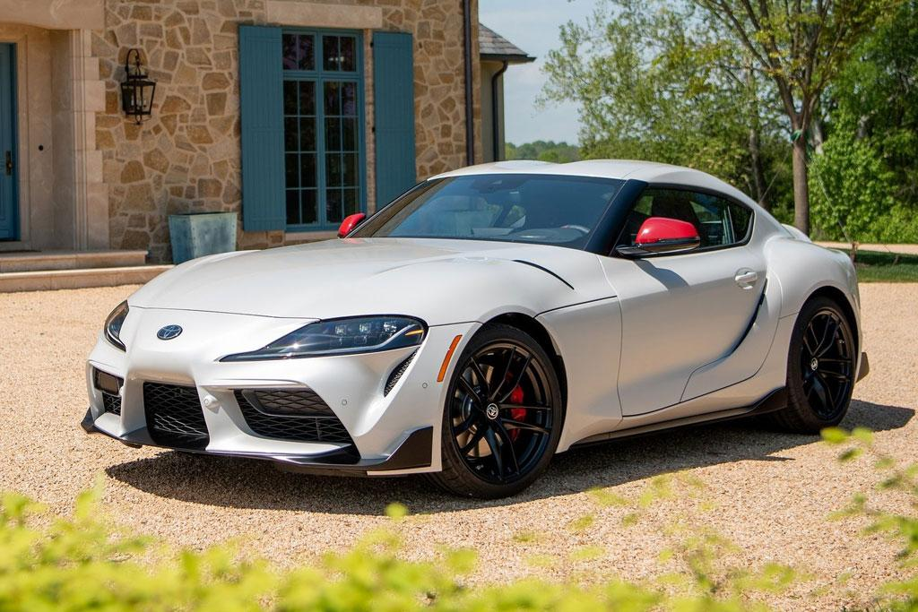 Australian pricing announced for new Toyota Supra - motoring