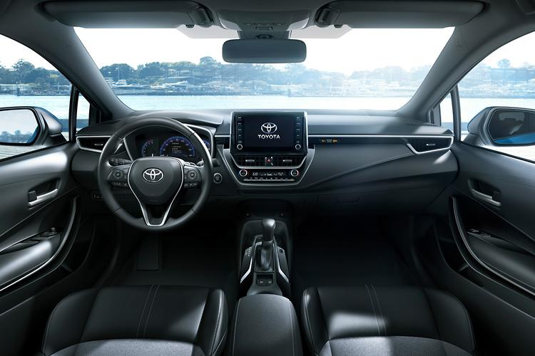 New Toyota Corolla: Interior Details Revealed
