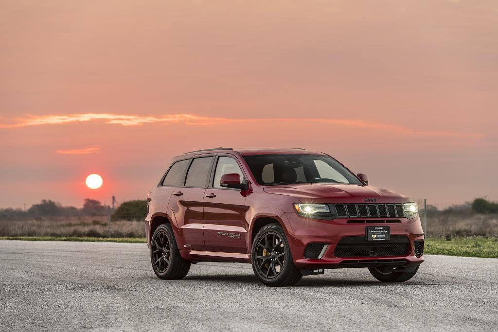 Hennessey creates 755kW Jeep Grand Cherokee Trackhawk