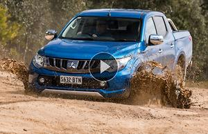 Upgraded 2019 Mitsubishi Triton here this year - motoring com au