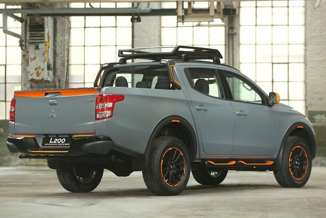 Mitsubishi Triton Ralliart could get Aussie input - motoring com au