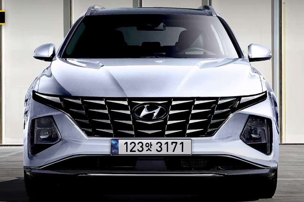New Hyundai Tucson Shapes Up Motoring Com Au