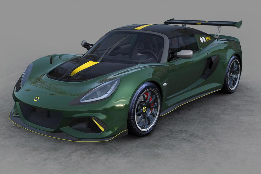 Lotus reveals limited Exige Cup 430 Type 25 edition - motoring.com.au