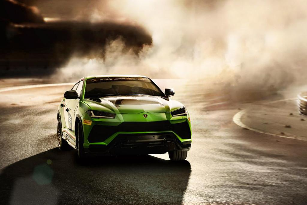 Lamborghini Urus St X Previews Wild Suv Race Car Motoring Com Au