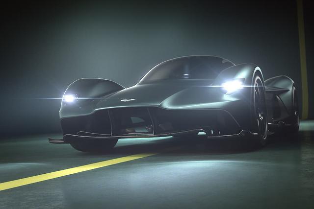 Aston Boss Confirms Valkyrie Nurburgring Record Attempt Motoring Com Au