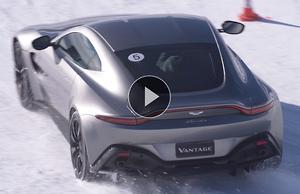 Aston Martin Vantage 2018 Video Review Motoring Com Au