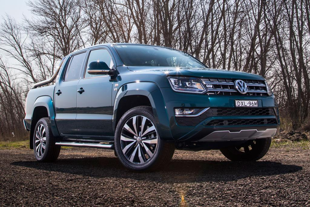 200kW Volkswagen Amarok Ultimate 580 arrives - motoring com au