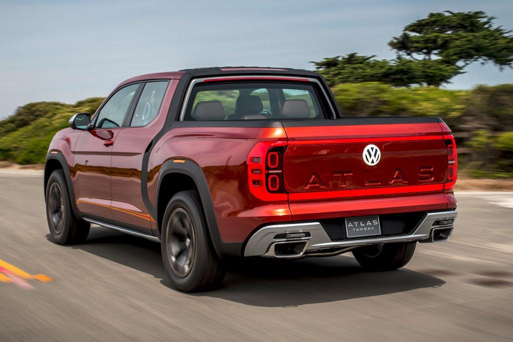 Volkswagen Atlas Tanoak 2018 Review - motoring.com.au