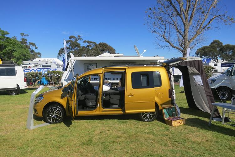 australia 39 s cheapest campervan coming. Black Bedroom Furniture Sets. Home Design Ideas